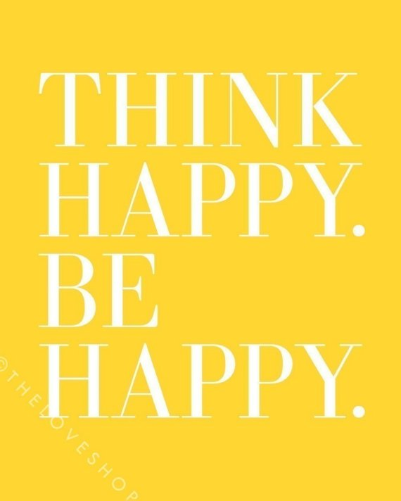 Thinkhappybehappy