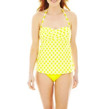 JCPenney-yellow-tankini