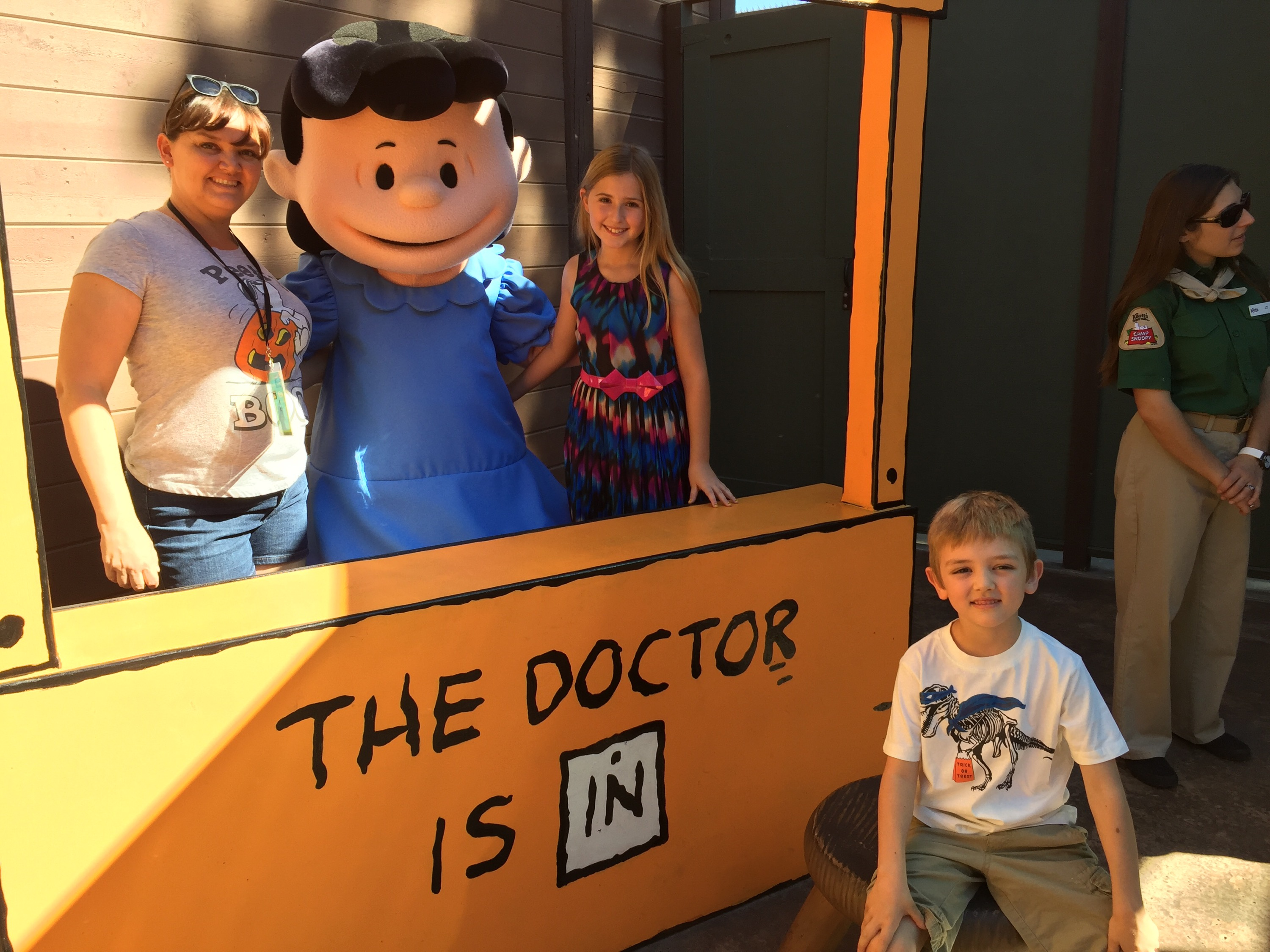Meeting The Cast Of The #PeanutsMovie