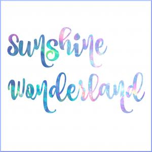 SunshineWOnderlandopalsqure
