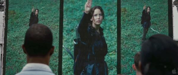 KatnissSalute